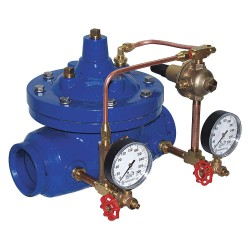 Zurn - 10-ZW209G - Grooved Pressure Reducing Automatic Control Valve, 10 Pipe Size