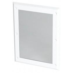 BestCare - WH1811-SLPT - 17H x 13W Ligature Resistant Mirror