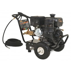 MI-T-M - GC-4000-0MKB - Industrial Duty (3300 psi and Greater) Gas Cart Pressure Washer, Cold Water Type, 3.4 gpm, 4000 psi