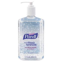 Purell - 9659-12 - 12 oz. Hand Sanitizer Pump Bottle, 1 EA