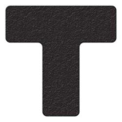 Incom / Top Tape & Label - LM130K - Floor Marking Tape, Solid, T, 6 Width, 25 PK