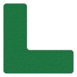 Incom / Top Tape & Label - LM110G - Floor Marking Tape, Solid, L, 6 Width, 25 PK