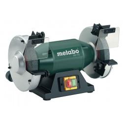 Metabo - 619200420 - 8 Bench Grinder, 120V, 1 HP, 3570 Max. RPM, 1-1/4 Arbor, 4.8 Amps