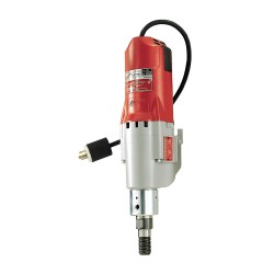 Milwaukee Electric Tool - 4097-20 - Diamond Coring Rig Motor, 15 Amps @ 120V, 2.5 Motor HP, 500/1000 No Load RPM