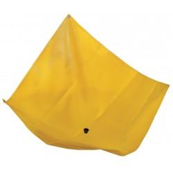 Enpac - 461220-YE - Roof Leak Diverter, 12x20 ft.