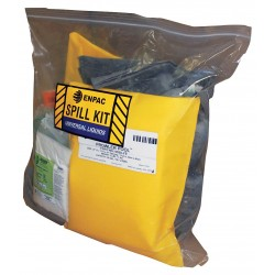 Enpac - 13-ELHT-U - Chemical, Hazmat Vehicle Spill Kit Bag