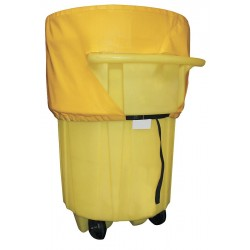 Enpac - 1259-TARP - Poly-Top for 50 Gal Wheeled PolyOverpack