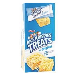 Rice Krispies - 26547 - 1.3 oz. Original Kellogg's Rice Krispies Treats; PK20