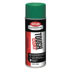 Krylon - A01485 - Tough Coat Rust Preventative Spray Paint in Gloss John Deere Green for Metal, Steel, 12 oz.