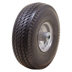 Other - 00014 - 10 Light-Medium Duty Sawtooth Tread Solid Wheel, 300 lb. Load Rating