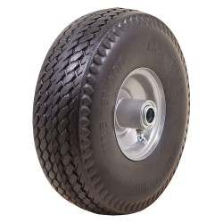 Other - 00015 - 10 Light-Medium Duty Sawtooth Tread Solid Wheel, 300 lb. Load Rating