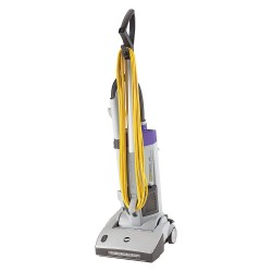 ProTeam - 107329 - Bagged Upright Vacuum with 12 Cleaning Path, 100 cfm, HEPA Filter Type, 9.8 Amps