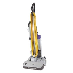 ProTeam - 107330 - Bagged Upright Vacuum with 15 Cleaning Path, 100 cfm, HEPA Filter Type, 9.8 Amps