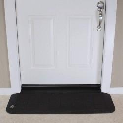 Safepath - RAEZ1160 - ADA Ramp, 1In.H, 9In.L, 60-1/4In.W, Black