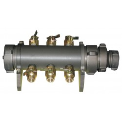 FSI North America - F-MMU156 - Multi Manifold Water Unit, Orange