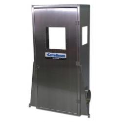 Hepacart - HCAR-EKS - Rm Isol/Dust Infctn Cntrl Unit, Elec/Keys