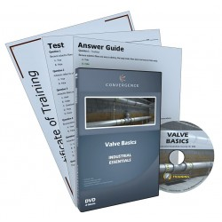 Convergence Training - 404 - DVD, Valve Basics, English