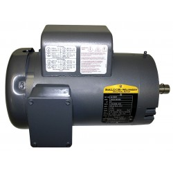 Baldor Electric - VL1322T - 2 HP General Purpose Motor, Capacitor-Start/Run, 1725 Nameplate RPM, Voltage 115/230, Frame 145TC