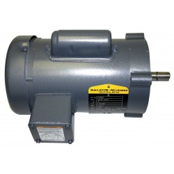 Baldor Electric - VL3501 - 1/3 HP General Purpose Motor, Capacitor-Start, 1725 Nameplate RPM, Voltage 115/230, Frame 56C