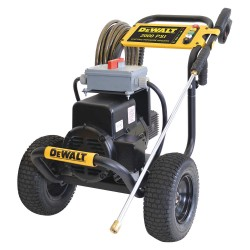 Dewalt - DXPW2000E - Medium Duty (2000 to 2799 psi) Electric Cart Pressure Washer, Cold Water Type, 3.0 gpm, 2000 psi