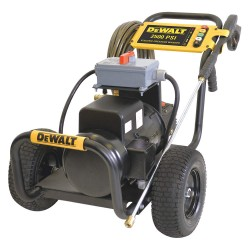Dewalt - DXPW2500E - Medium Duty (2000 to 2799 psi) Electric Cart Pressure Washer, Cold Water Type, 3.5 gpm, 2500 psi