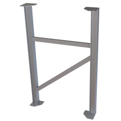 Tri Arc - UAP060 - Tower Support Leg, 60 in. H, 750 lb.