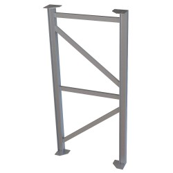 Tri Arc - UAP080 - Tower Support Leg, 80 in. H, 750 lb.