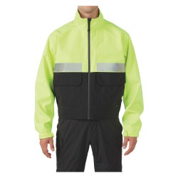 5.11 Tactical - 45801 - Patrol Jacket, 3XL Fits Chest Size 54 to 56, Hi-Visibility Yellow Color