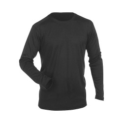 5.11 Tactical - 46126 - Men's Flame-Resistant Base Layer Shirt, Black, Size XS