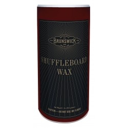 Brunswick - 51215005000 - Shuffleboard Wax; For Use With Mfr. No. 26082400000, 26084600000