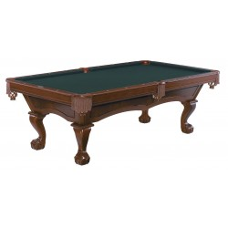 Brunswick - 28485812350 - Pool Table, Pocket, 8 ft., Chestnut