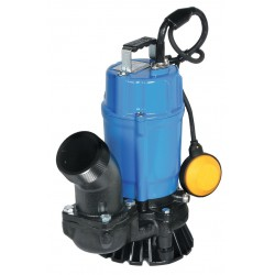 Tsurumi - HSZ3.75S-61 - 1 HP Construction Site/Residential Dewatering Pump with 120VAC Voltage and Discharge NPT 3, 32 ft.