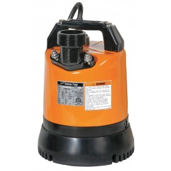 Tsurumi - LSR2.4S-60 - 2/3 HP Construction Site/Residential Dewatering Pump with 120VAC Voltage and Discharge NPT 2, 32 f
