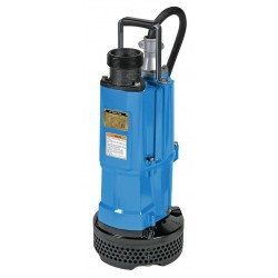 Tsurumi - NK2-15 - 2 HP Submersible Dewatering Pump with 120VAC Voltage and Discharge NPT 3, 32 ft. Cord Length
