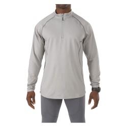 5.11 Tactical - 40149 - Sub Z Shirt Quarter Zip, Storm, 3XL