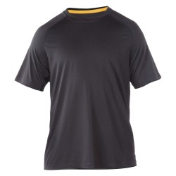 5.11 Tactical - 41017 - Mens Utility T-Shirt, Black, L
