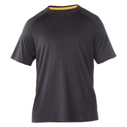 5.11 Tactical - 41017 - Mens Utility T-Shirt, Black, L