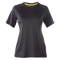 5.11 Tactical - 31006 - Womens Utility T-Shirt, Black, M