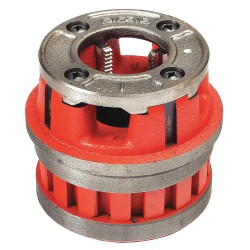 RIDGID - 36880 - High Speed Steel NPT Manual Threader Die Head, 1/4""
