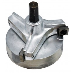 Wherify Wireless - 16300 - Pipe Fitting Reamer For Use With Schedule 40 Pipe, and 1/2 Standard or R/A Drill (1000 rpm max.)