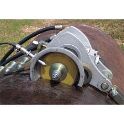 Wherify Wireless - 4624 - 28-1/2 Hydraulic Pipe Cutter; Up to 1500 psi Pressure Range
