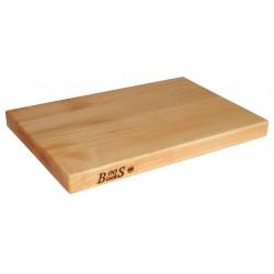 Boos Blocks - R01 - 18 x 12 Maple Cutting Board, Blonde