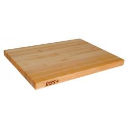 Boos Blocks - R02 - 24 x 18 Maple Cutting Board, Blonde