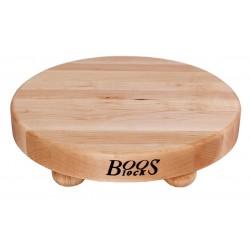 Boos Blocks - B12R - 12 x 12 Maple Cutting Board, Blonde