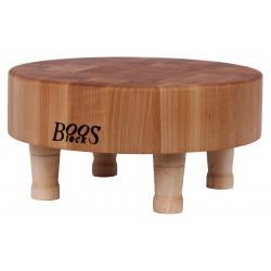 Boos Blocks - MCR1 - 12 x 12 Maple Cutting Board, Blonde