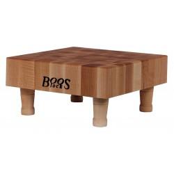 Boos Blocks - MCS1 - 12 x 12 Maple Cutting Board, Blonde