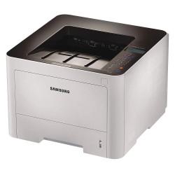 Samsung - SASSLM3820DW - Laser Printer, Black/White, 17-45/64inD