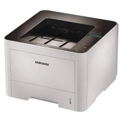 Samsung - SASSLM4020ND - Laser Printer, Blk/Wht, 15-29/32inH