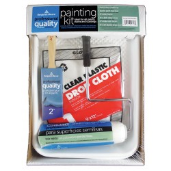 Benjamin Moore - 072603012 - Paint Roller Kit for All; Number of Pieces: 6