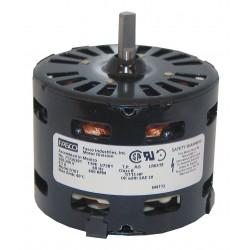 Fasco - D107 - 1/160 HP, HVAC Motor, Shaded Pole, 600 Nameplate RPM, 208-240 Voltage, Frame 3.3